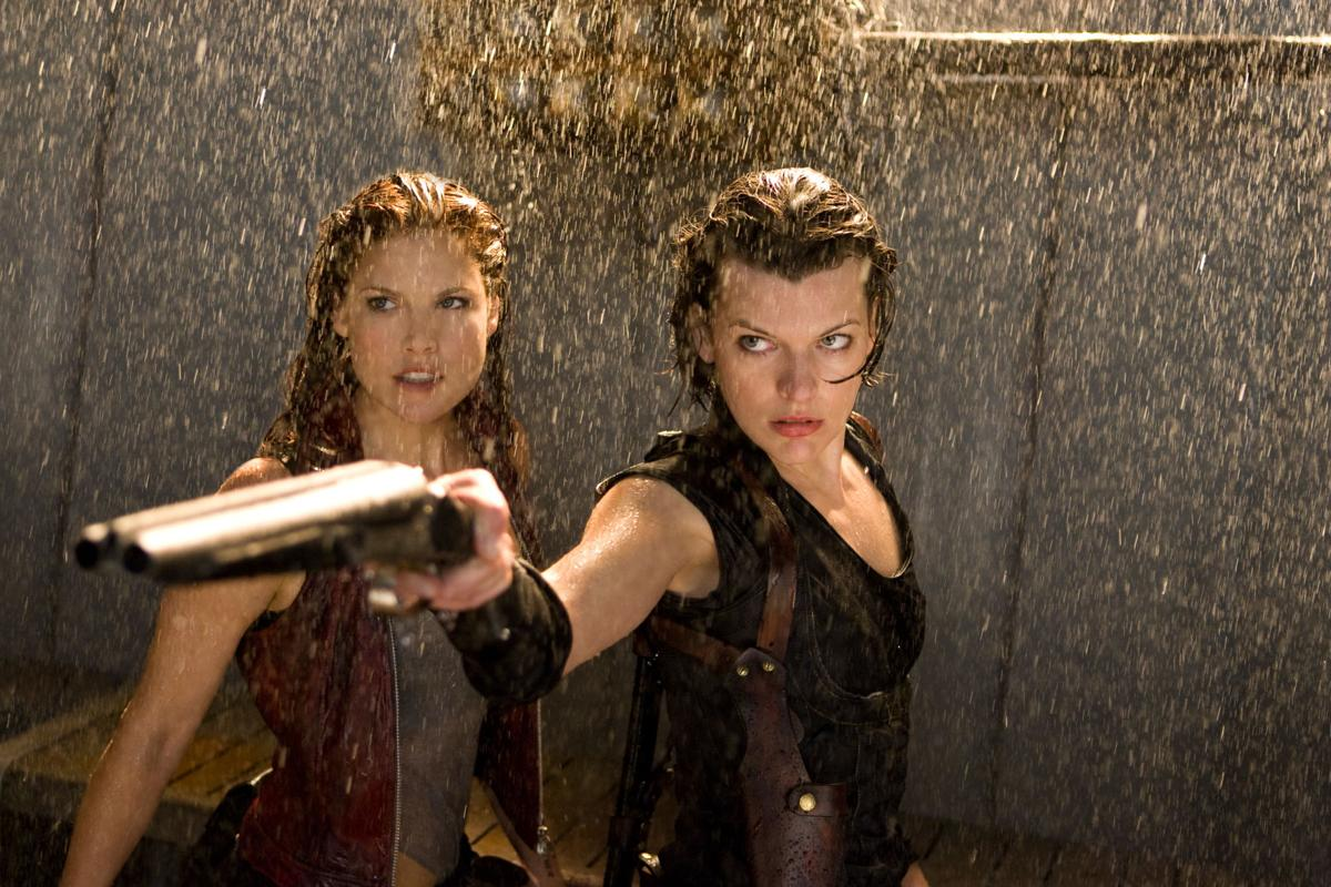 The Resident Evil Film Collection Is Getting A 4k Box Set Knotfest