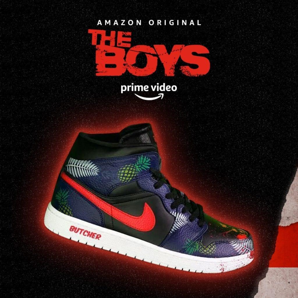 Sneaker designer Kickstradomis unveils