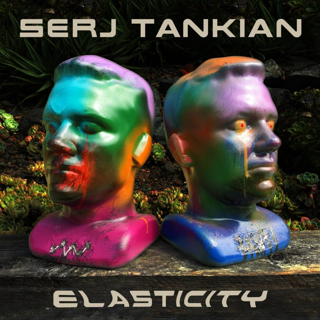 Serj Tankian introduces the title track to new EP, 'Elasticity' - Knotfest